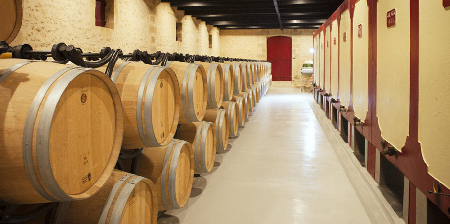 Une vinification patiente et traditionnelle